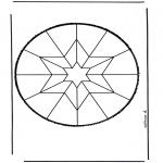 Disegni da bucherellare - Disegno da bucherellare 48
