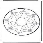 Disegni da bucherellare - Disegno da bucherellare 53