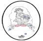 Disegno da bucherellare - Pascolo