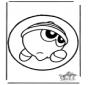 Disegno da bucherellare Pokemon 2