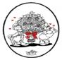 Disegno da bucherellare San Valentino