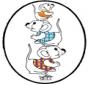 Disegno da bucherellare - sorcio