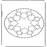 Lavori manuali Disegni da ricamare - Disegno da ricamare 59