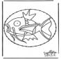 Disegno da ricamare Pokemon