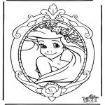 Personaggi di fumetti - Disney ' Principessa Ariel