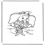 Personaggi di fumetti - Dumbo 3