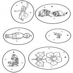 Lavori manuali - Etichetta per regali 2