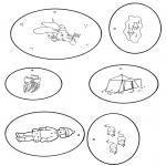 Lavori manuali - Etichetta per regali 4