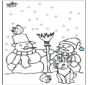 Fantoccio di neve 3