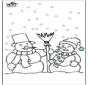 Fantoccio di neve 4
