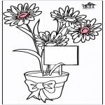 Disegni da colorare Temi - Festa della mamma 12