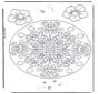Geomandala - fiori