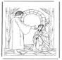 Gesù e la donna malata