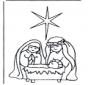 Gesù nella mangiatoia