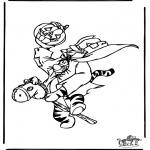 Disegni da colorare Temi - Halloween 1