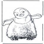 Personaggi di fumetti - Happy Feet 3