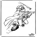 Personaggi di fumetti - Harry Potter 11