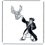 Personaggi di fumetti - Harry Potter 6