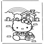 Personaggi di fumetti - Hello Kitty 10
