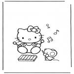 Personaggi di fumetti - Hello kitty 13