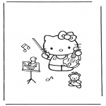 Personaggi di fumetti - Hello Kitty 14