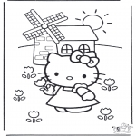 Personaggi di fumetti - Hello kitty 16