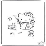 Personaggi di fumetti - Hello kitty 18
