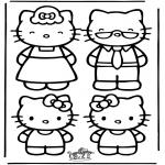 Personaggi di fumetti - Hello Kitty 22