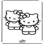 Personaggi di fumetti - Hello Kitty 25