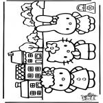 Personaggi di fumetti - Hello Kitty 26