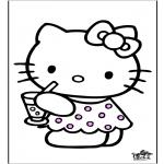 Personaggi di fumetti - Hello Kitty 27