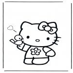 Personaggi di fumetti - Hello Kitty 3