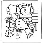 Personaggi di fumetti - Hello Kitty 5