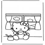Personaggi di fumetti - Hello kitty 6