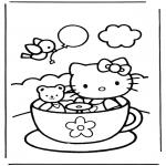 Personaggi di fumetti - Hello kitty 9