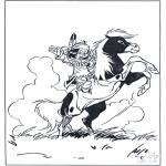 Personaggi di fumetti - Hiawata 2