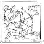 Personaggi di fumetti - Hiawatha