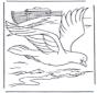 Il colombo dellarca di Noè