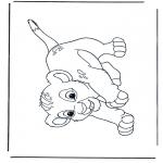 Personaggi di fumetti - Il Re Leone ' Simba