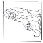 Personaggi di fumetti - Il Re Leone 7