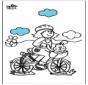 In bicicletta 2