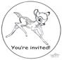 Invito - Bambi