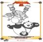 Kung Fu Panda 2 Disegno 4
