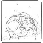 Personaggi di fumetti - La Bella e la Bestia 3