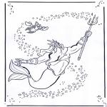 Personaggi di fumetti - La Sirenetta 2
