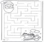 Labirinto di babbo natale