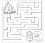 Labirinto di Natale 1