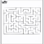 Lavori manuali - Labyrinth 2