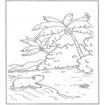 Disegni per i piccini - Lars lorsetto bianco 6