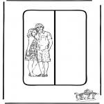 Disegni da colorare Vari temi - Lavori manuali High School Musical 1